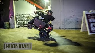 Download [HOONIGAN] DT 016: Rob gets a new set of wheels #CoolerSlayer? Video