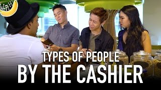 Download Types Of People By The Cashier Video