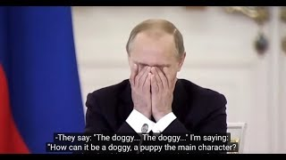 Download Vladimir Zhirinovsky discusses the status of the Russian language with Vladimir Putin Video