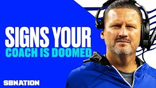 Download NFL coaching hot seat: 5 signs your coach is about to be fired | Uffsides Video