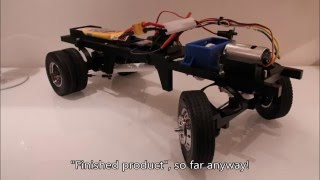Download 3D printed RC truck Video