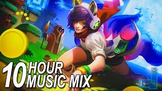 Download 10 HOUR Mega Mix • Best Music for Gaming 2017 • EDM: Future Bass, Dubstep, Trap, etc. Video
