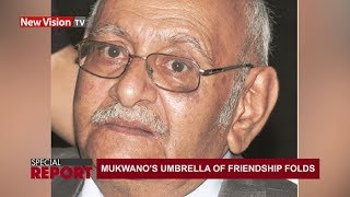 Download Mukwano's umbrella of friendship folds Video