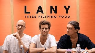 Download LANY Tries Filipino Food Video