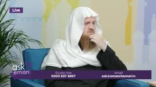 Download Sheikh Wasim Kempson on how to deal with a mental illness (ask eman) Video