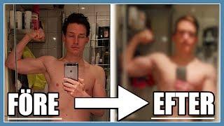 Download 3 månaders styrketräning - Så mycket muskler ökade vi!? Video