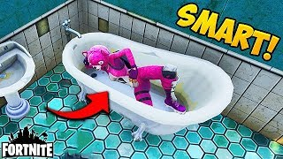 Download 5,000,000 IQ HIDING SPOT! - Fortnite Funny Fails and WTF Moments! #126 (Daily Moments) Video