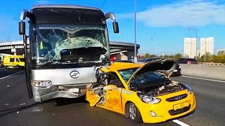 Download Bus Crashes, Tram Crashes, Trolleybus Crashes compilation 2016 Part 2 Video