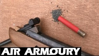 Download Homemade Air Shotgun: Part 1 - The Build | Air Armoury Video