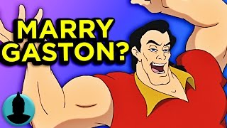 Download Should Belle Have Married Gaston Instead of Beast?! (ToonedUp #209) | ChannelFrederator Video