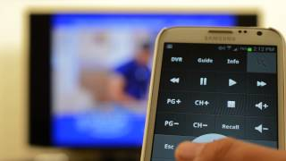 Download Hands-on: Voice Search on the Google TV Remote app Video