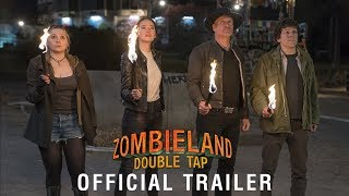 Download ZOMBIELAND: DOUBLE TAP - Official Trailer (HD) Video