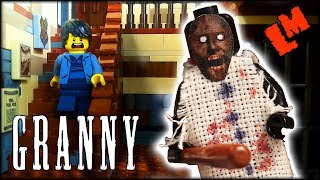 Download GRANNY Lego horror stop motion animation Video
