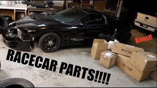Download New TURBO KITS! Turbo trans am build begins!!!! Video