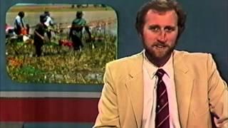 Download Old South African News TV1 - Nuus Netwerk 1987 Video
