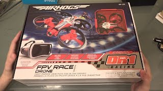 Download Air Hogs DR1 FPV Race Drone Unboxing and Flight! Video