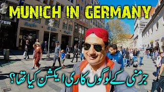Download Exploring Munich in Germany | Pakistani Dress in Germany | Europe Trip EP-24 Video