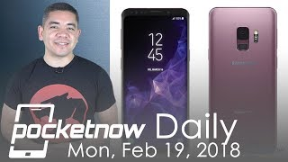 Download Samsung Galaxy S9 comprehensive details, LG G7 Judy & more - Pocketnow Daily Video