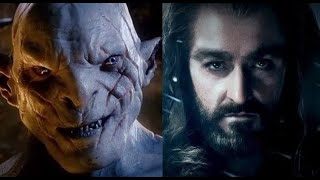 Download AZOG* The Defiler- Rise & Demise- The Hobbit Video