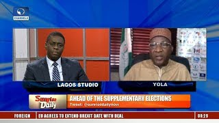 Download Adamawa REC Clears Air On Concerns Raised By Parties Ahead of Supplementary Polls Video