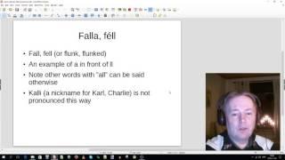 Download Learn Icelandic - Pronunciation Video