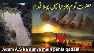 Download Hazrat Adam AS ka dunya mein pehla qadam Video