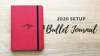 Download 2020 Bullet Journal Setup ll PLAN WITH ME Video