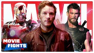 Download What's the BEST Scene in the MCU? | AVENGERS MOVIE FIGHTS Video