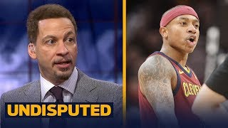 Download Chris Broussard reacts to Isaiah Thomas issues with Kevin Love in Cleveland | UNDISPUTED Video