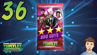 Download Teenage Mutant Ninja Turtles: Legends - PART 36 - Bad Guys Pack Opening!!! Video