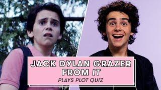 Download Jack Dylan Grazer Plays the ultimate 'It' Plot Quiz | Plot Quiz Video
