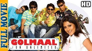 Download Golmaal: Fun Unlimited (2006) {HD} - Full Movie - Ajay Devgn - Arshad Warsi - SuperHit Comedy Movie Video