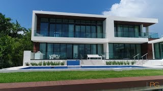 Download West Rivo Alto Modern Residence Miami Beach - Lifestyle Production Group Video