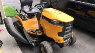 Download How to disable seat sensor in Cub Cadet XT1 Tractor Lawn MowerHack Video
