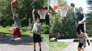 Download CRAZY DUNK CONTEST!! Video
