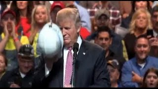 Download Donald Trump Rally in Charleston, West Virginia (5-5-16) I like hard hats! Coal Association. Video