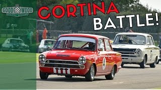Download BTCC Champions' Epic Cortina Battle | Goodwood Revival Video