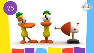 Download POCOYO WORLD: Musical Blocks (EP25) | 30 Minutes with close caption Video
