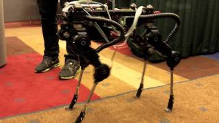 Download SimLab Quadruped Robot from South Korea Video