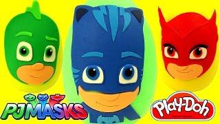 Download Pj Masks Pijamaskeliler Sürpriz Yumurta Oyun Hamuru - Pijamaskeliler Oyuncakları Cicibiciler LPS Video