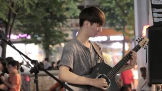 Download 홍대 스페셜 게스트 ″Finger Style Guitarist Sung-Ha Jung″ ″기타천재 정성하″ ″Isn't she lovely″ Video
