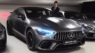 Download 2019 Mercedes AMG GT 4 Door Coupe | GT63S FULL Review 4MATIC + Sound Exhaust Interior Exterior Video