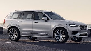 Download 2019 Volvo XC90 Luxury SUV Experience Video