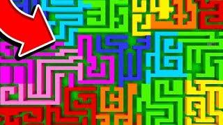 Download IMPOSSIBLE MINECRAFT RAINBOW MAZES! Video