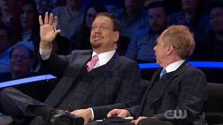 Download MOST INAPPROPRIATE ACT!!! Eric Dittelman on Penn & Teller: Fool Us Video