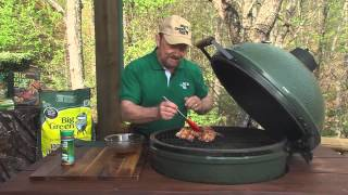 Download Bacon Wrapped Quail - Cooked on the Big Green Egg Video