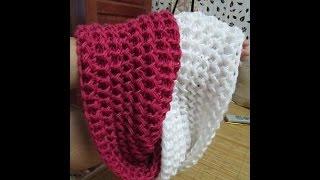 Download Scarf Knitting Pattern - Hướng dẫn đan khăn kiểu xương cá Video