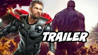 Download Avengers 4 Endgame Trailer Thanos Scene and New Promo Explained Video