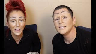 Download Double Drag Makeup Video