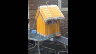 Download The Pencil Birdhouse by the Art Room Queen Video